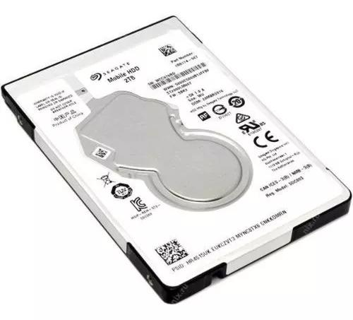 Hd 2tb 2000gb sata p/notebook hp acer sony dell novo oferta