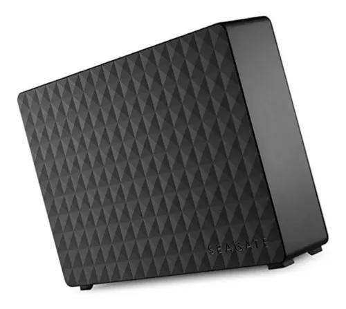 Hd externo 3tb (3000gb) seagate expansion usb 3.5 fonte.