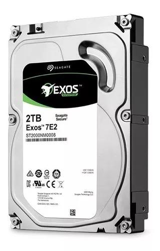 Hdd 3,5 enterprise servidor seagate st2000nm0008 2 teras