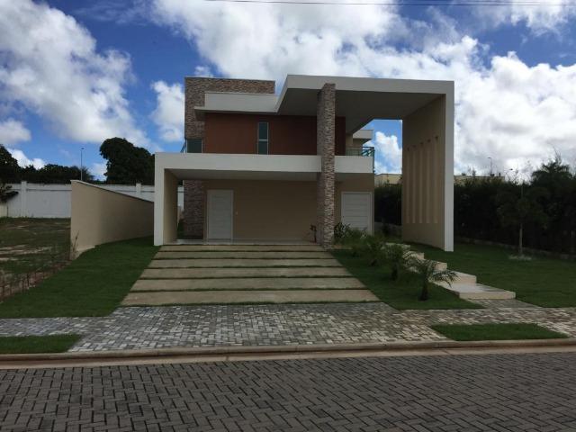 Mansão no Alphaville Eusébio, 4 suítes