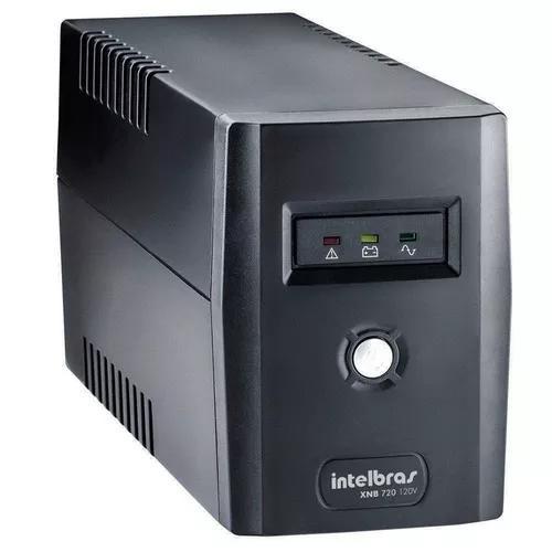 Nobreak intelbras xnb 720va pc videogame drv câmera