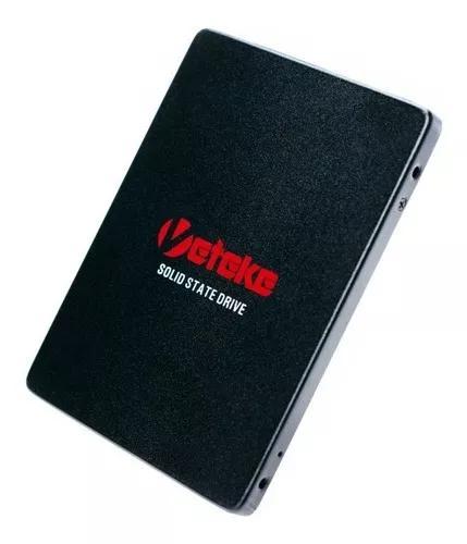 Ssd 120gb veteke v-nand 500mb/s 2,5 pol notebook pc