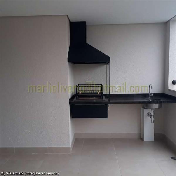 Varanda gourmet - 83 m2