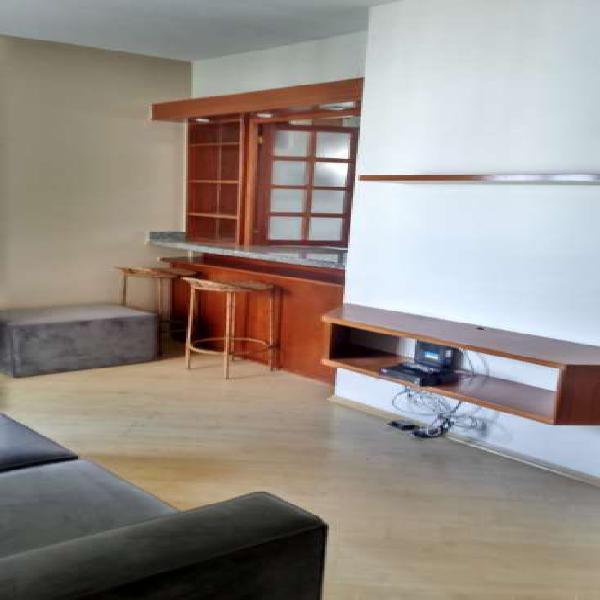 Vila Mariana - Apto com 43 m2 com 1 quarto 1 gar