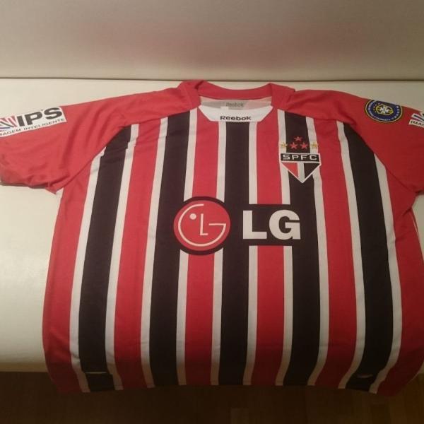 Camisa feminina oficial do são paulo futebol clube 2009