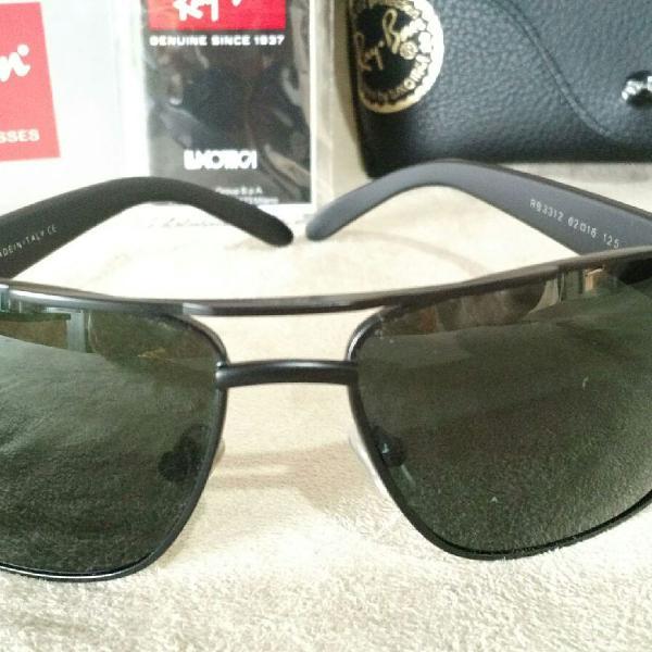 Culos de sol rayban esportivo modelo 3312 lentes
