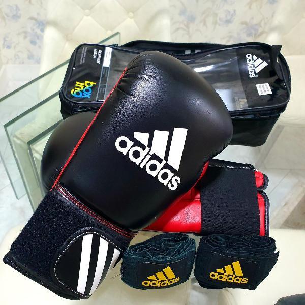 Luva boxe / muay thai adidas