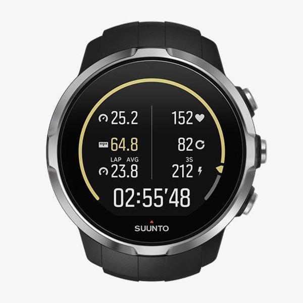 Relógio suunto spartan sport + cinta suunto triathlon