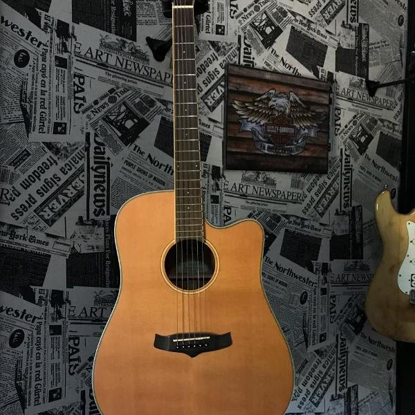 Tanglewood dreadnought evolution tw28