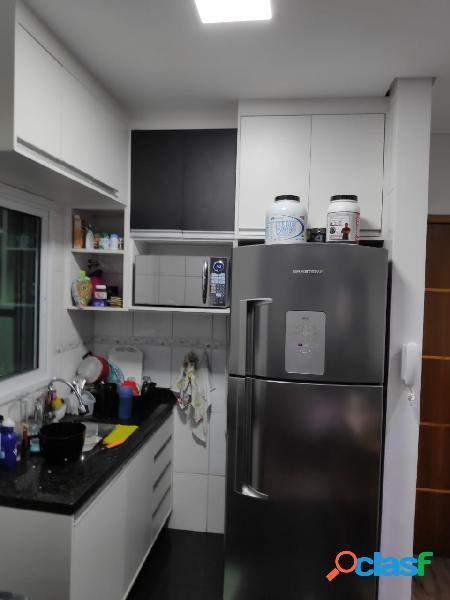 Apto sem condomínio 2 dormitórios jardim las vegas
