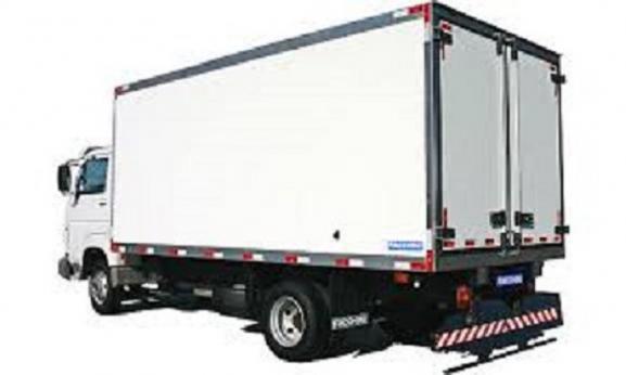 Aluguel de caminhão baú para mudança rj recreio