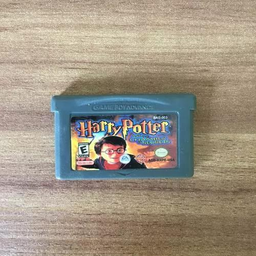 Cartucho harry potter and chamber of secrets gba