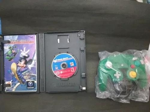 Disney Sports Skateboard + Controle Game Cube