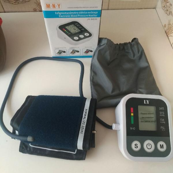 Esfigmomanometro elétrico