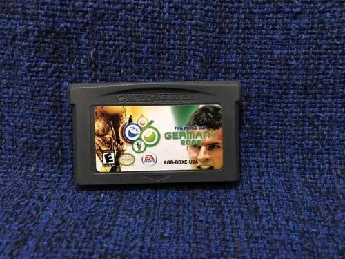 Fifa word cup germany 2006 agb-bbxe-usa gba original