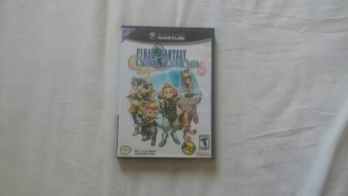 Final fantasy crystal chronicles gamecube americano original