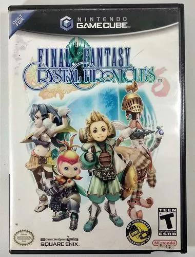 Final fantasy crystal chronicles original - game cube gc