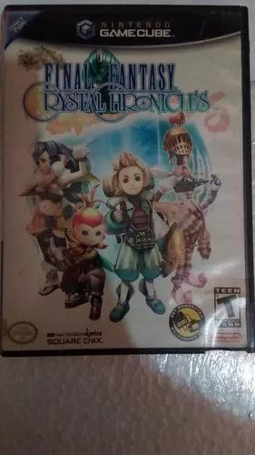 Final fantasy crystal chronicles usado nintendo game cube