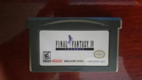 Final fantasy iv gba - original