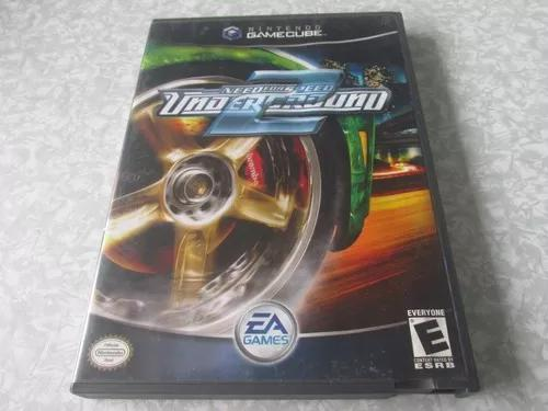 Game cube - need for speed underground 2 - original