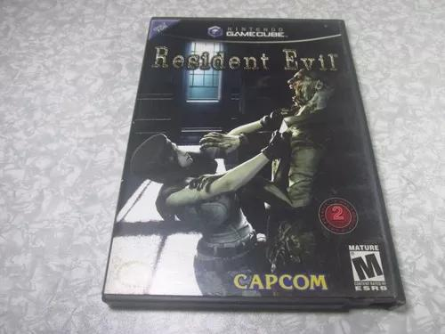 Game cube - resident evil r