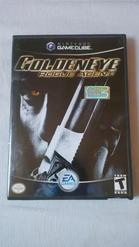 Goldeneye rogue agent gamecube original