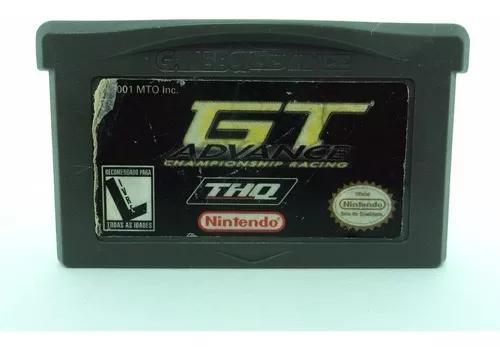 Gt advance championship racing - game boy advance - perfeito