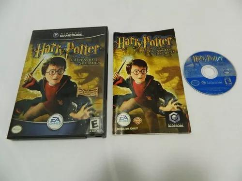 Harry potter chamber secrets - original game cube - completa