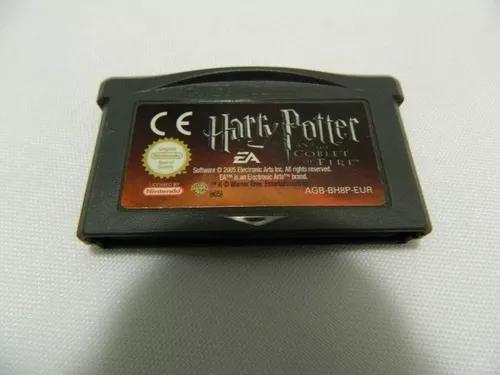Harry potter goblet fire - original para game boy advance -