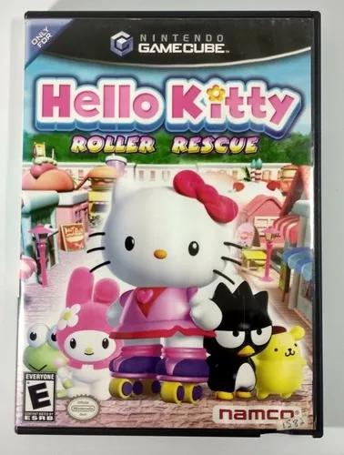 Hello kitty original roller rescue - game cube