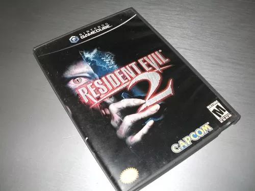 Jogo resident evil 2 para gamecube - usado