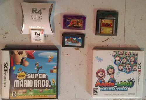 Lote jogos e flashcard 3ds, ds, gameboy e gb advance