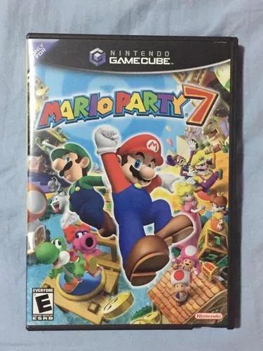 Mario party 7 - gamecube - original e completo