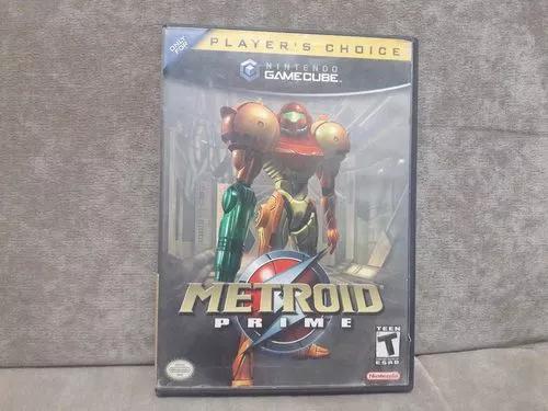 Metroid prime gamecube e nintendo wii origina americano.