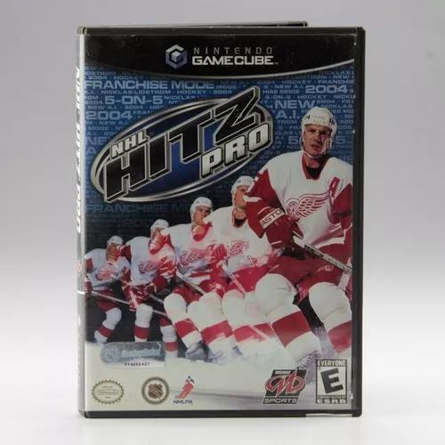 Nhl hitz pro / game cube - original