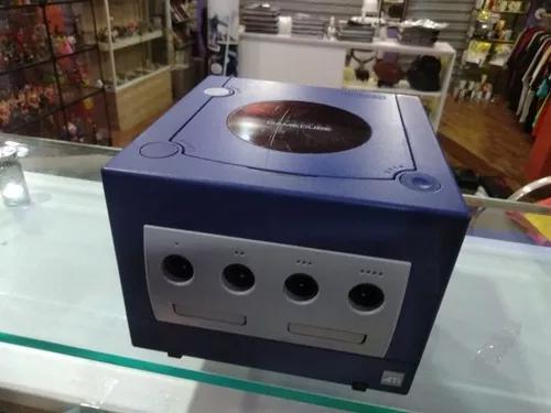 Nintendo game cube roxo funcionando 100% somente console