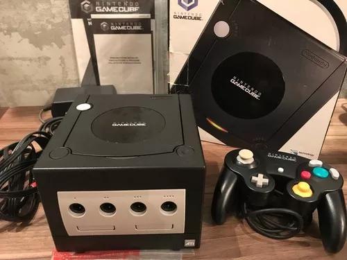 Nintendo gamecube, jogos e m