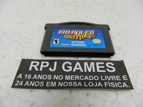 No rules get phat original p/ gba game boy advance - loja rj