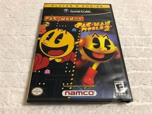 Pac-man vs. / pac-man world 2 (nintendo gamecube, 2003)