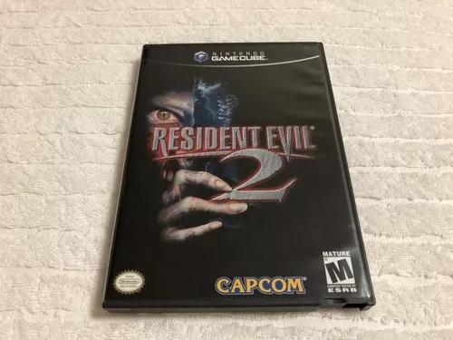 Resident evil 2 (nintendo gamecube, 2003)