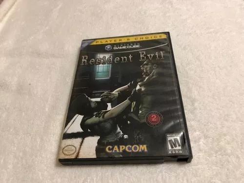 Resident evil (nintendo gamecube, 2002)