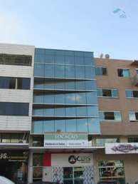 Sala para alugar no bairro asa norte, 90m²