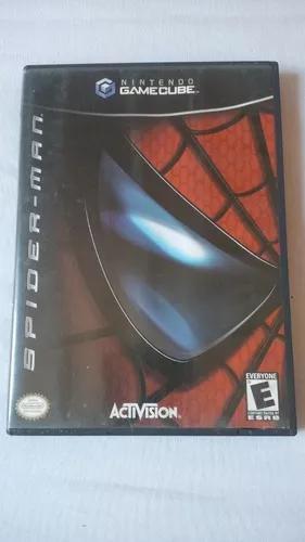 Spider-man gamecube original americano