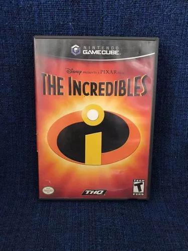 The incredibles os incríveis game cube original s
