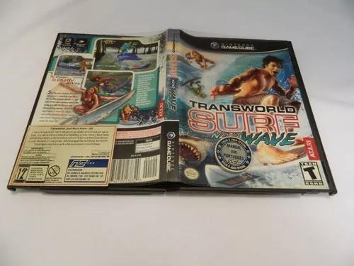 Transworld surf next wave original para game cube - completa