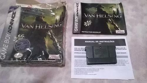 Van hellsing (gba) game boy advance nintendo ds
