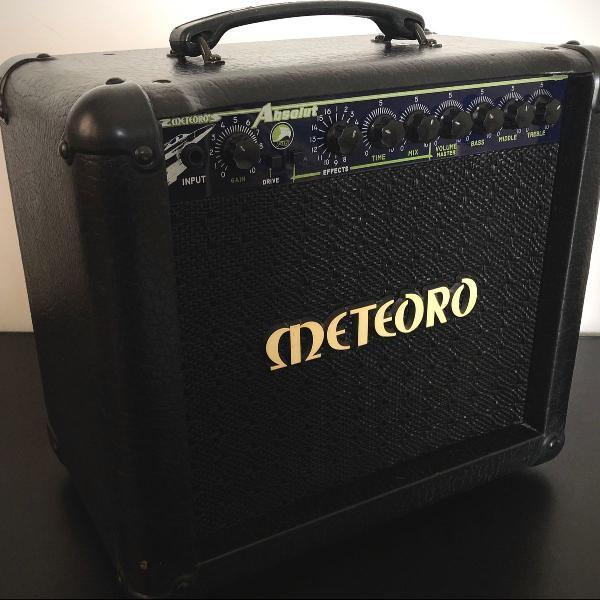 Amplificador de guitarra meteoro absolut f16 20
