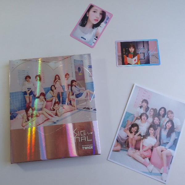 Signal - twice (mini album) - ver. b