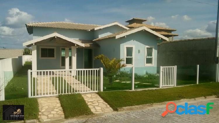 Casa duplex alto padrão - venda - sãƒo pedro da aldeia - rj - recanto do sol