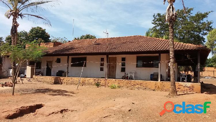 Chácara - venda - taquaritinga - sp - condominio tennis park